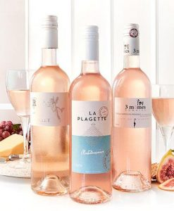 French Rosé Wine Pack