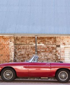 MGB Convertible Day Hire