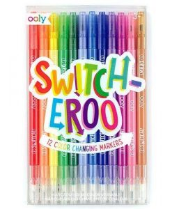 Switcheroo Markers - All New Look