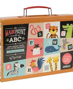 Magnificent World of ABCs Magnet Set