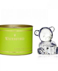 Waterford Crystal Baby Bear