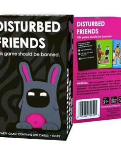 Disturbed Friends (This Game Should Be Banned)