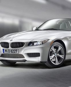 BMW Z4 '12 Convertible (24hr Rental)