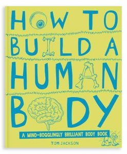 How to Build a Human Body Book