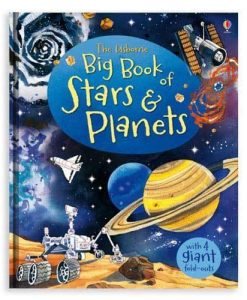 Big Book of Stars and Planets Hardcover Book