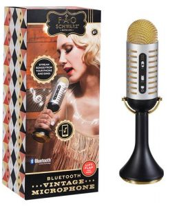 FAO Musical Bluetooth Microphone