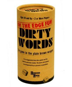 Dirty Words Game