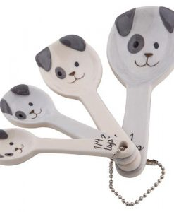 Spotty Dog Measuring Spoons Set
