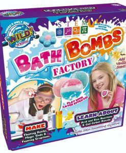 Bath Bomb Factory By Wild Science