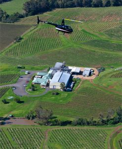 Wine Country Heli Flight For 2