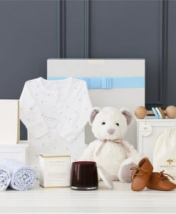 Sheridan & Pure Baby Boy Hamper
