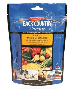 Backcountry Instant Mixed Vegetables Food