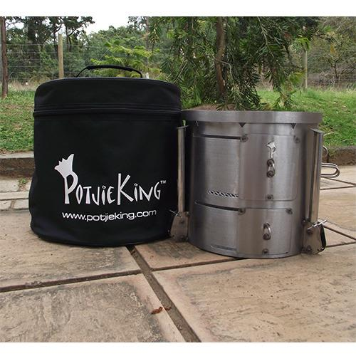 Potjie King Including Carry Bag