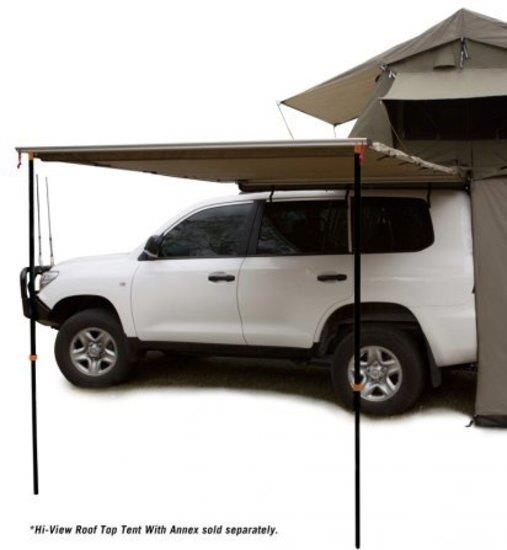 Darche Eclipse Side Awning 2.5m x 2.5m
