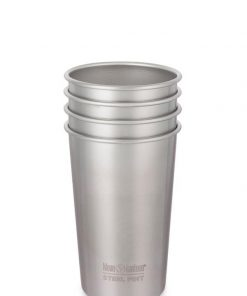 Klean Kanteen 16oz Pint Cup - 4 Pack