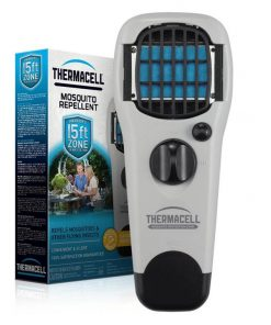 Thermacell Mosquito Repelling Device - Grey