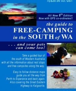 Free Camping in the South of Western Australia Book - Edition 6