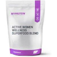 Active Women Wellness Superfood Blend - 500g - Pouch - Banana and Coconut