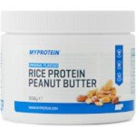 Rice Protein Peanut Butter