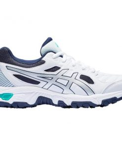 Asics Gel Trigger 12 GS - Kids Cross Training Shoes - White/Silver
