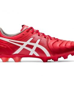 Asics DS Light - Mens Football Boots - Classic Red/White