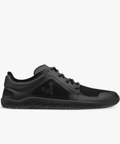 Vivobarefoot Primus Lite II Recycled - Mens Running Shoes - Black