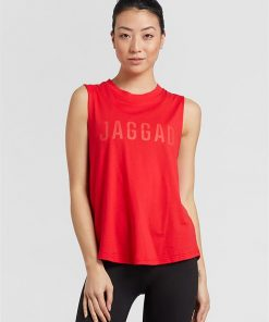 Jaggad Side Step Muscle Tank