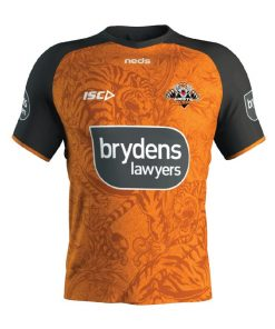 Wests Tigers Training Tee 2020