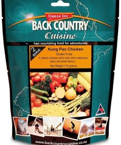Back Country Kung Pao Chicken Food - 2 Serve