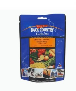Back Country Chicken Corn and Noodle Soup Freeze Dri Food