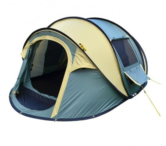 Outdoor Connection Easy Up 3 Person - Pop Up Tent