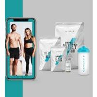 The Weight-Loss Bundle + Free Training & Nutrition Guide - Orange Mango Passionfruit - EAA - Unflavoured - Banana