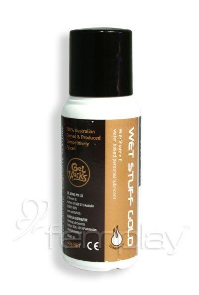 Wet Stuff Gold Lubricant (60g)