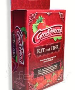 Good Head Kit for Her - Strawberry