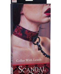 Scandal - Collar with Leash