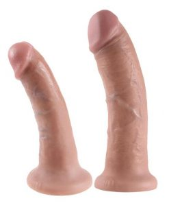 King Cock - Realistic Dildo with Suction Cup