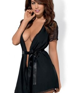 Obsessive Miamor Robe with Thong