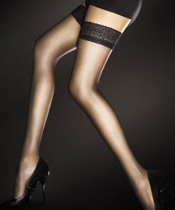 Fiore Edith Stay-Up Thigh Highs