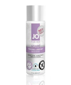 System JO Agape Water-Based Cooling Lubricant (60ml/2oz)