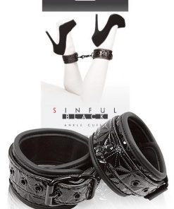 nsnovelties Sinful Ankle Cuffs