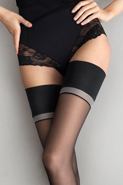 Fiore Divine Luxury Stay-Up Thigh Highs