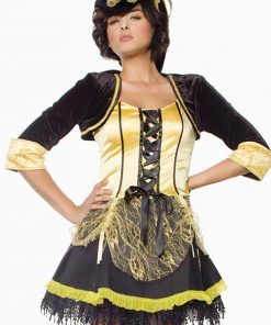 Seven Til Midnight Pirate's Wench Costume