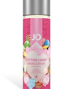 System JO Cotton Candy Flavoured Lubricant (60ml)