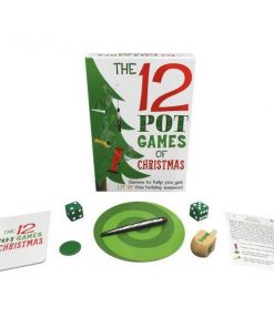 12 Pot Games of Christmas