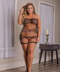 Exposed - Seamless Dress 834 (Plus Size)