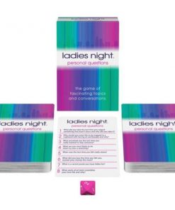 Ladies Night Personal Questions