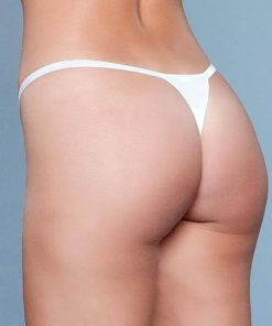 Be Wicked My Go-To White Thong