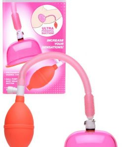 "Size Matters Pussy Pump with 3.8"" Small Cup"