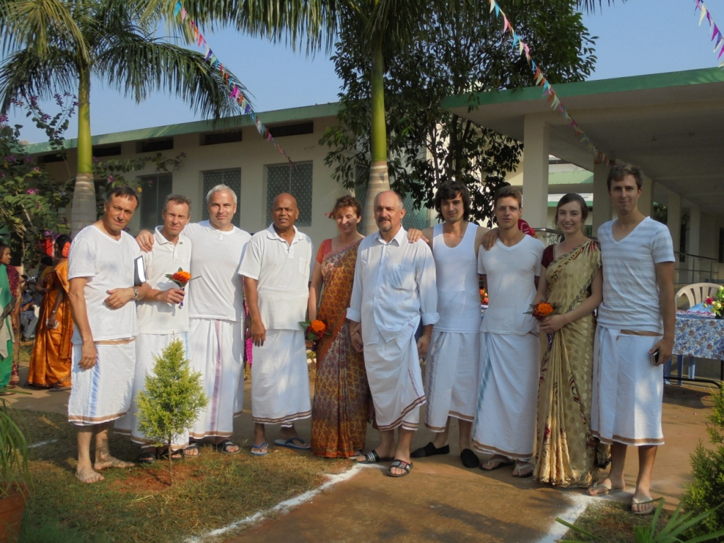 Missionaries from----