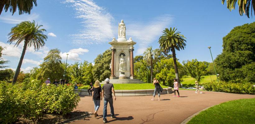 Domain Parklands Master Plan Participate Melbourne